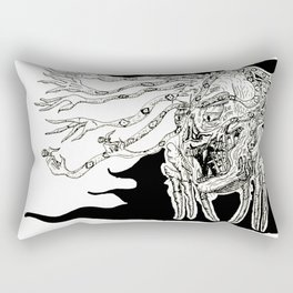 The Mother of Fear Rectangular Pillow