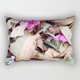 Autumn Leaves Fall Rectangular Pillow