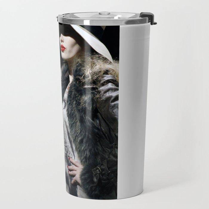 Lady Lips Travel Mug