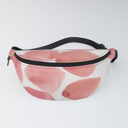 20    | 190408 Red Abstract Watercolour Fanny Pack