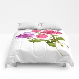 Floral No. 1 Comforters