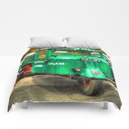 Mechanical Horse Comforters