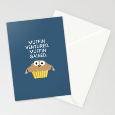 Crummy Advice Stationery Cards