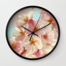 Pep Talk Wall Clock