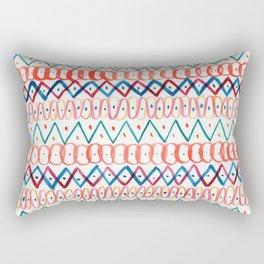 Thrift Store Blanket Rectangular Pillow