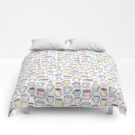 Tea Time! Comforters