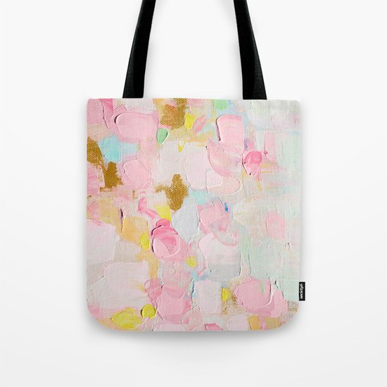 Cotton Candy Dreams Tote Bag