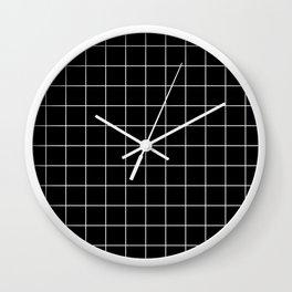 Black White Grid