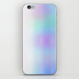 Re-Created Frost III by Robert S. Lee iPhone Skin