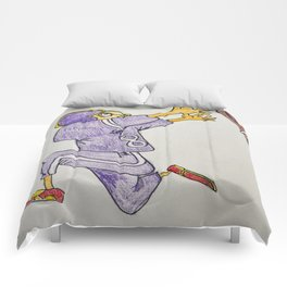 football player Comforters