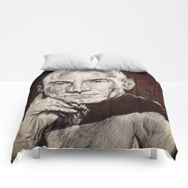 Space Time Comforters
