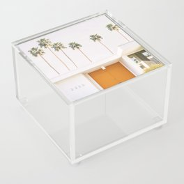 Palm Springs Acrylic Box