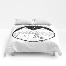 Mountain Vibes Comforters