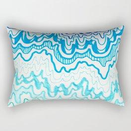 Thaw and Melt Rectangular Pillow