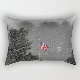 Free Flowing... Rectangular Pillow
