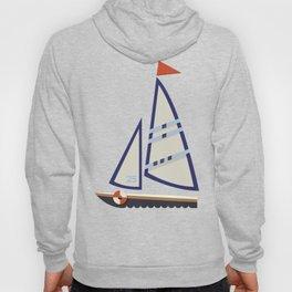 Sailboat I Hoody