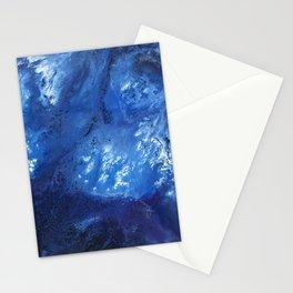 Abundant Blue Stationery Cards