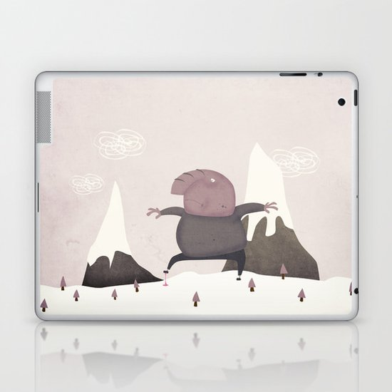 pestiferous gum trees  Laptop & iPad Skin