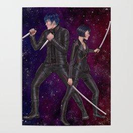 Lukagami - Hunters Poster