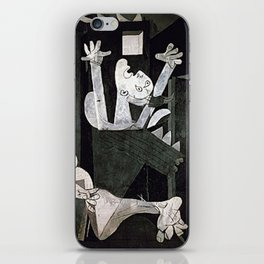 GUERNICA #2 - PABLO PICASSO iPhone Skin