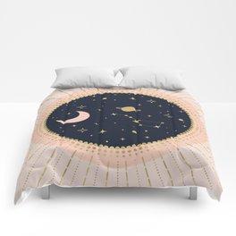 Love in Space Comforters