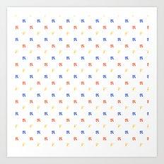 Resistenza's Pattern Art Print
