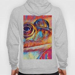 Frog Watercolor Hoody
