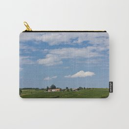 landscape in southern france Carry-All Pouch