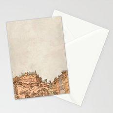 Tea in Edinburgh Stationery Cards