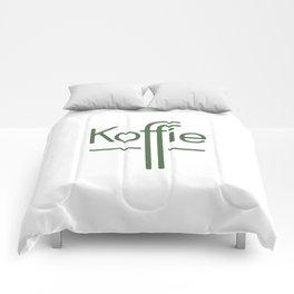Koffie Comforters
