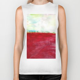 Journey No.600i by Kathy Morton Stanion Biker Tank