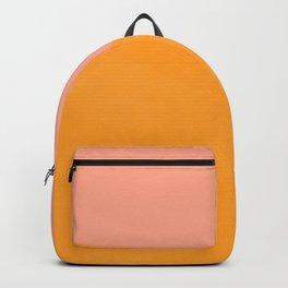 cali sunset Backpack
