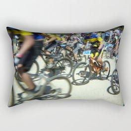 Race Rectangular Pillow