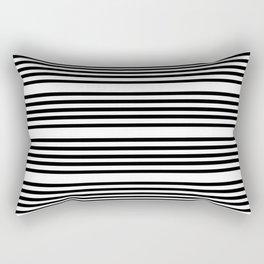 Mariniere marinière – tragical variation Rectangular Pillow