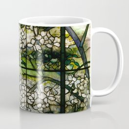 Louis Comfort Tiffany - Decorative stained glass 2. Coffee Mug