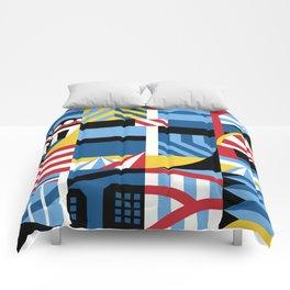 Coney Comforters
