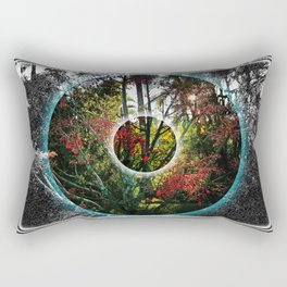 THIS IS NOT A PARADISE Rectangular Pillow
