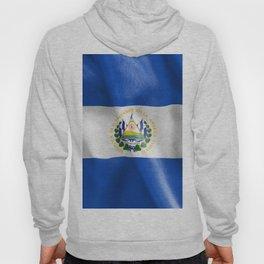 El Salvador Flag Hoody