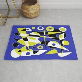 Abstract #853 Rug
