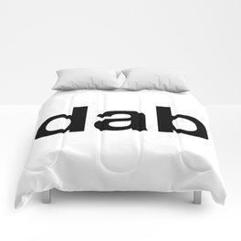 dab Comforters
