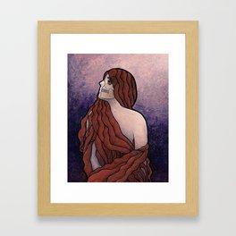 Fontaine Framed Art Print