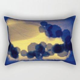 Dune Clouds Rectangular Pillow