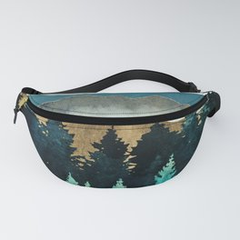 Forest Mist Fanny Pack