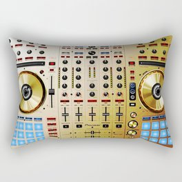 DDJ SX N In Limited Edition Gold Colorway Rectangular Pillow