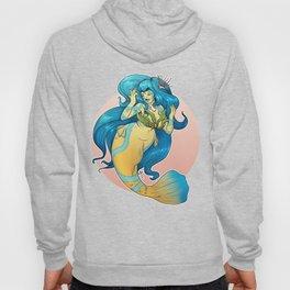 Tropical Mermaid Hoody