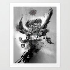 Proyecto Dudamel Art Print
