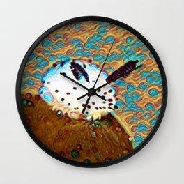 Sea Bunny Dream | Painting Wall Clock