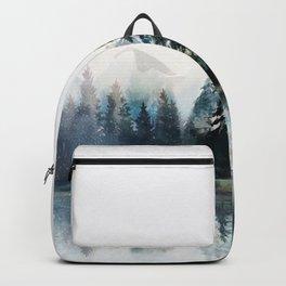 Winter Morning Backpack