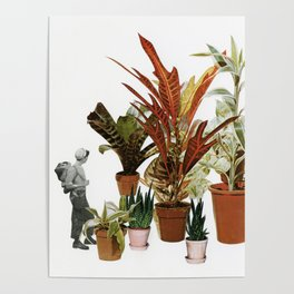 It's a Jungle Out There Poster