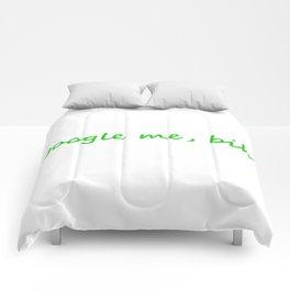 google me, bih Comforters